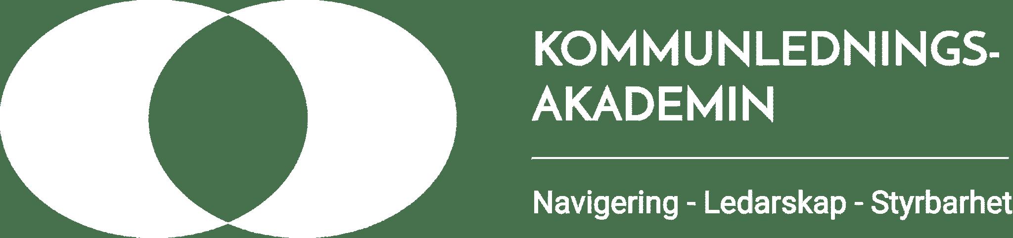 kommunledningsakademin – Gestaltar den framtida kommunen och morgondagens agenda.